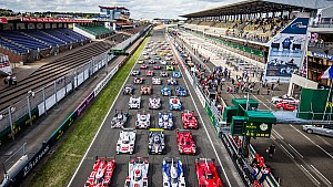 The Press Conference for the 2016 24 Hours of Le Mans and WEC