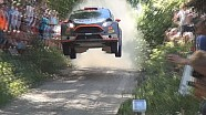 Rallye Polen: Wer springt am besten?
