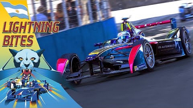 The Battle Of Buenos Aires: Formula E Argentina Race Highlights 2016