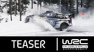 WRC Rally Sweden 2016: Teaser!