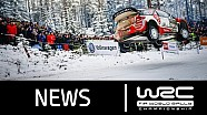 Rally Sweden 2016: Stages 13-17