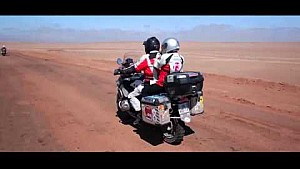 Get off the beaten track with T3 and MICHELIN Anakee Wild (2016)
