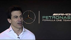 Mercedes W07 Launch 2016 - Toto Wolff