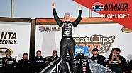 Nemechek celebrates second career NCWTS win