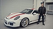 Driving lessons with the 911 R - Lesson 1: Warm-up