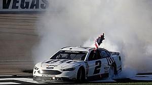 Race Recap: Penske beats the odds