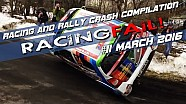Racing and Rally Crash Compilation Week 11 March 2016