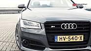 Audi S8 Plus review