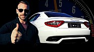 Maserati Granturismo Sport V8 Sound + 0-260 Acceleration Ben Sattinger BerlinTomek short review
