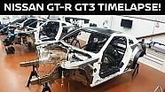 GT-R GT3 build timelapse!