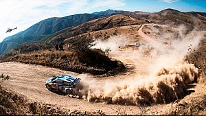 Rally Madness in Mexico | FIA World Rally Championship 2016