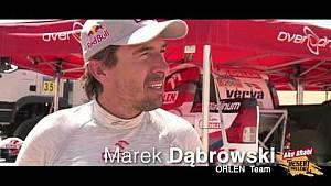 ORLEN Team Abu Dhabi Desert Challenge 2016: Etap 3