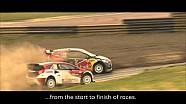 World RX, mode d'emploi - 3. Les pneus