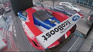 Ford GT completes slowest-ever lap of Silverstone Circuit (in London)
