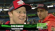 2016 - Race Day LIVE! - Toronto - Trey Canard Interview