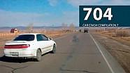Car Crash Compilation # 704 - April 2016 (English Subtitles)
