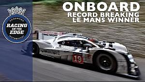 Hillclimb Onboard with The Le Mans winning Porsche 919