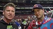 2016 - Race Day LIVE! - St. Louis - Dungey on the Podium!