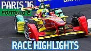 ePrix de Paris 2016 - Le résumé de la course