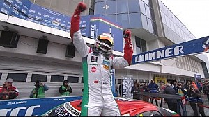 OPENING RACE - The best action and drama from the opening race in Hungary