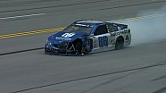 Dale Jr. wrecks, takes out teammate at Talladega