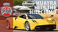 Pagani Huayra: Onboard €1m V12 hypercar hillclimb