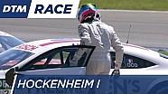 DTM Hockenheim 2016 - Spengler, Green ve Ocon'un kazası
