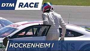 Crash: Spengler vs Green vs Ocon - DTM Hockenheim 2016