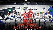 360 VIDEO: Champagne for LMGTE Pro Podium, 6 Hours of Spa