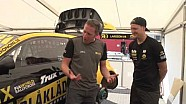 How Is Diana?! - Robin Larsson Chat: Mettet RX | FIA World RX