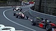 فورمولا 3: أهم أحداث سباق بو الثاني