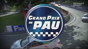 Coupe de France Renault Clio Cup : Grand Prix de Pau – Course 2 (2016)