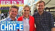 Chat-E Fan Show LIVE From Berlin! - Formula E