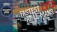 Fastest Le Mans lap EVER: Porsche 919 On Board