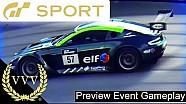 GT Sport - Northern Isle'da Aston GT3 ile ilk sürüş