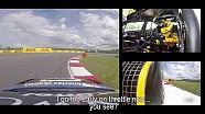 Race setup feeling explained in onboard lap Moscow Raceway, FIA WTCC 2016, Tom Coronel