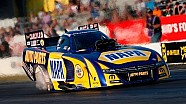 Ron Capps secures the No. 1 spot at the #Summernats