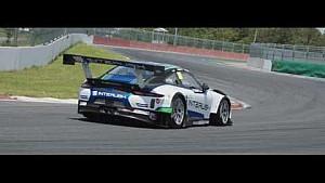Craft-Bamboo Racing's #88 INTERUSH Porsche 911 GT3 R GT Asia Promotional Video