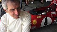 Minardi day, intervista a Paolo Barilla