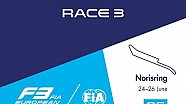 15th race of the 2016 season / 3rd race at Norisring