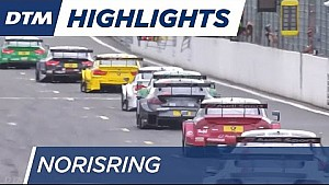 Race 2 Highlights - DTM Norisring 2016