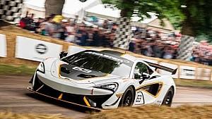 McLaren at the Goodwood Festival of Speed 2016
