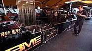 NHRA 101: How does the rear wing of a Top Fuel dragster impact launch