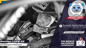 Round #6-Sweden- Höljes-Sébastien Loeb-Sunday-EN