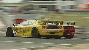 On-board the McLaren F1 GTR - Nürburgring - 1996 BPR Global GT Endurance Series