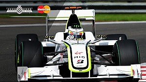Brawn GP  is back: Martin Brundle on driving the F1 Championship winner