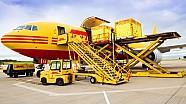 Così la F.E viaggia per il mondo con DHL...