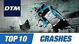 Top 10: DTM-Crashs