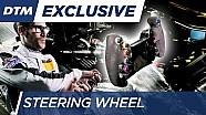 Steering Wheel / Dashboard - Tech Facts - DTM 2016