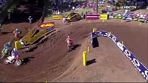 Washougal 450 Moto 2: Race recap